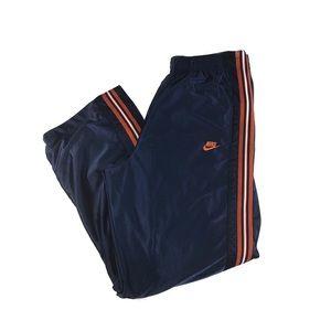 Vintage Nike Tear Away Side   Pants Mens Size Xxl